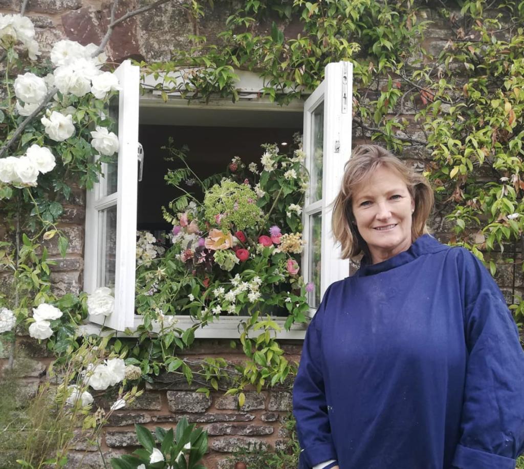 Justine Scouller, Farhill flowers
