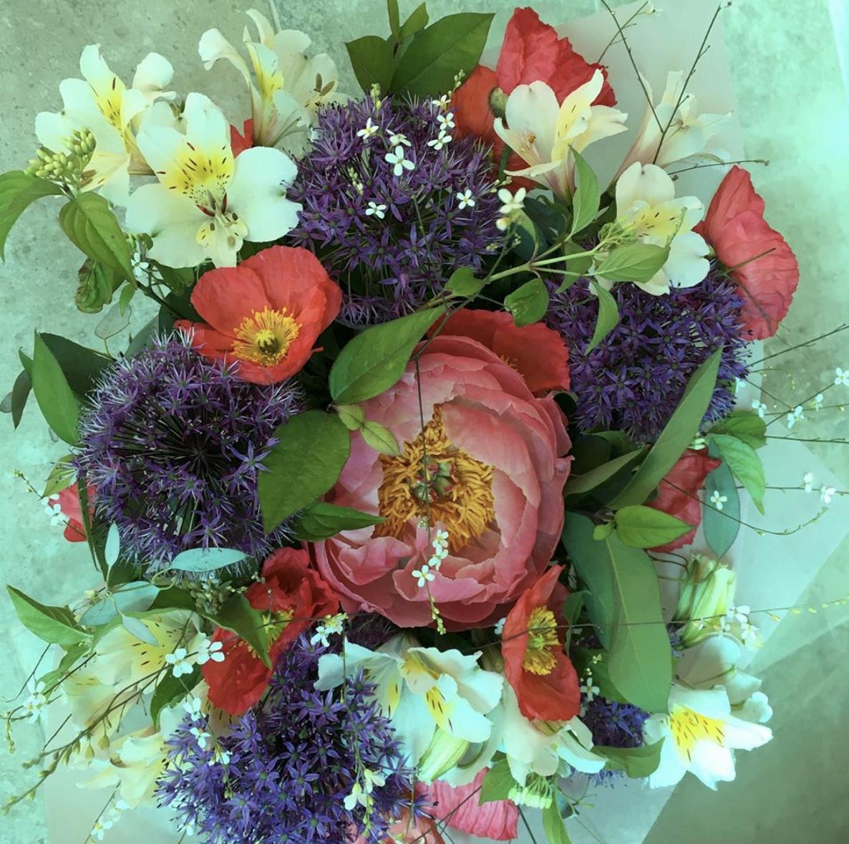 Abundant bouquet - Gorgeous Blooms, Wiltshire