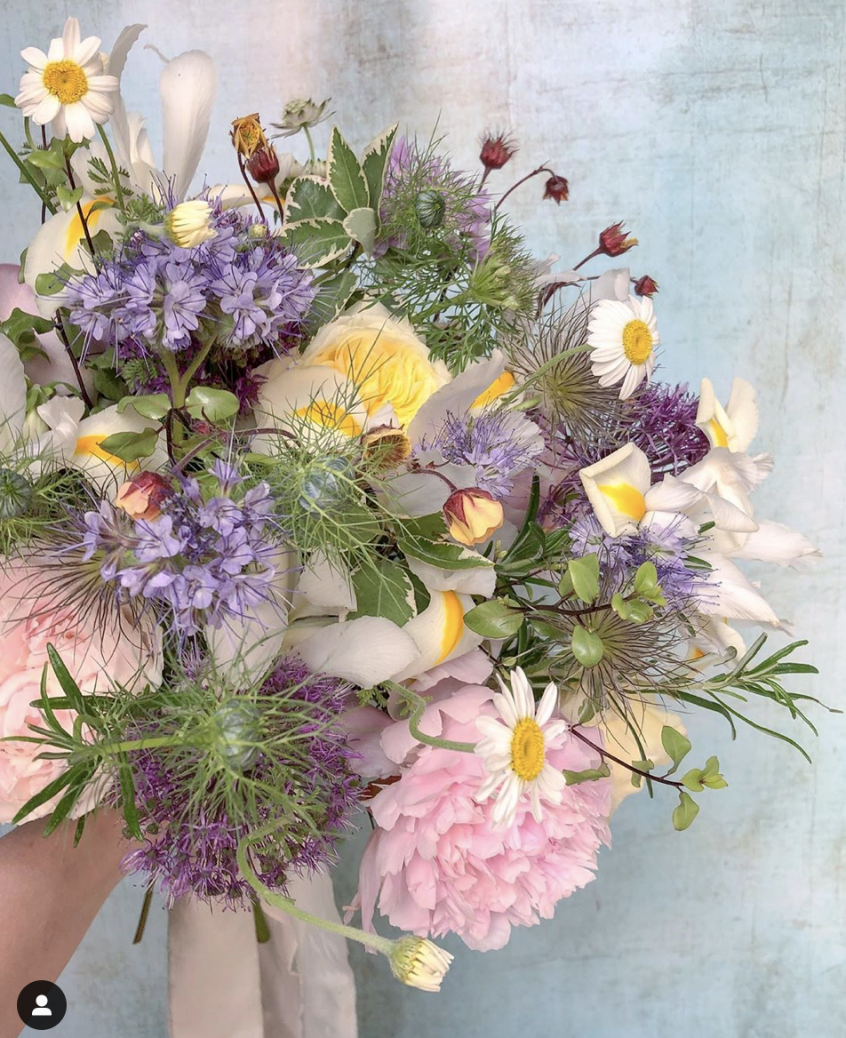 Soft and scented - The Petal Girl, Essex